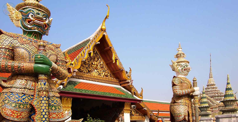 Königspalast in Bangkok / Thailand