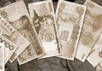 Geld Reisen Südostasien