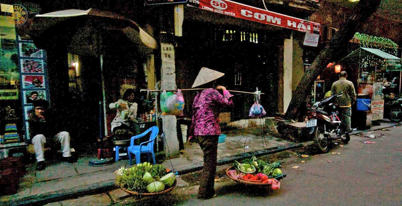 Altstadt von Hanoi / Vietnam