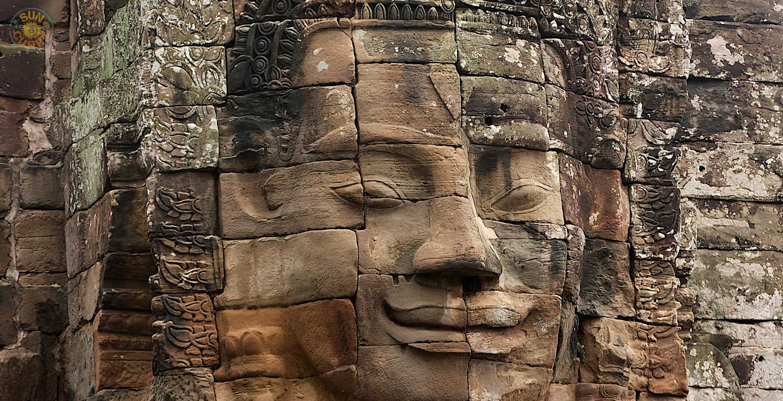 Khmer Tempel von Angkor / Kambodscha