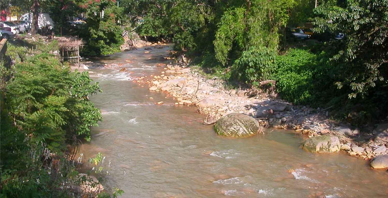 Tianmu River
