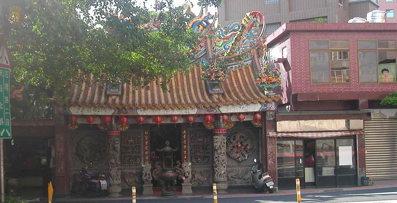 Tianmu Tempel